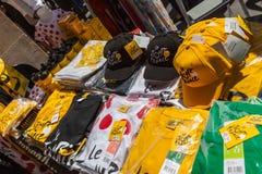 Sonnenschirm-Tour de France Lizenzfreies Stockbild