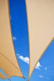 Sonnenschutz Stockfotos
