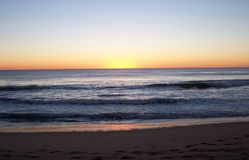 Sonnenuntergang 22 Stockfotografie