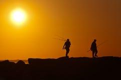 Sonnenuntergang Lizenzfreies Stockbild