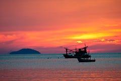 Sonnenuntergang. lizenzfreies stockfoto