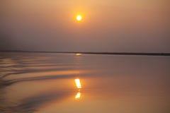 Sonnenuntergang 2 lizenzfreie stockfotografie