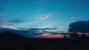 Sonnenuntergang stock footage