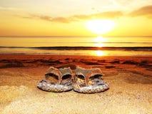 Sonnenuntergang Lizenzfreie Stockfotografie