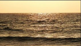 Sonnenuntergang stock video footage