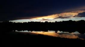 Sonnenuntergang Foto de Stock