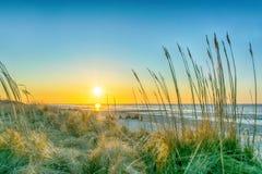 Free Sonnenuntergang An Der Nordsee In Deutschland. Stock Images - 113565804