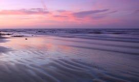 Sonnenuntergang an der Jacobs Strichleiter lizenzfreie stockfotografie