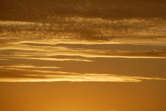 Sonnenuntergang Gold Coast Lizenzfreie Stockbilder
