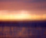 Sonnenuntergang-Hintergrund Lizenzfreie Stockfotografie