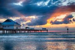 Sonnenuntergang II Lizenzfreies Stockbild