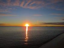 Sonnenuntergang, Natur stockbilder