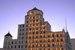 Sonnenuntergang-Reflexionen Lizenzfreie Stockbilder
