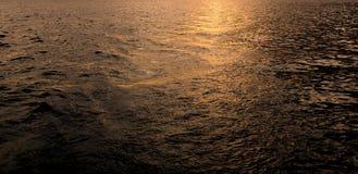 Sonnenuntergang-Segeln, Adelaide Lizenzfreie Stockfotos