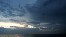 SonnenuntergangZeitspanne stock video footage