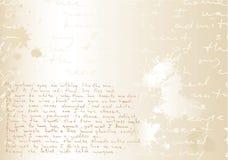 Sonnet royalty-vrije illustratie