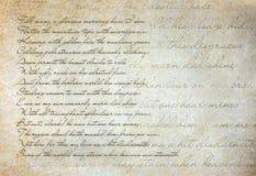 Sonnet Images libres de droits