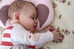 Sonni appena nati del bambino Immagine Stock Libera da Diritti
