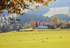 Sonniger Tag in Deutschland Lizenzfreies Stockfoto