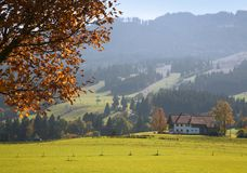 Sonniger Tag in Deutschland Lizenzfreie Stockbilder