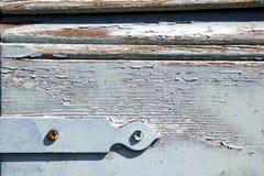 Sonniger Tag grauer Fenster viladosia Zusammenfassung Stockfoto