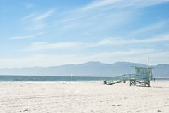 Sonniger Tag an Venedig-Strand 2 von 7 Stockfotos