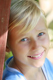Sonniges Lächeln Stockbild