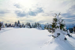 sonniges Wetter Lizenzfreies Stockbild