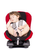Sonno del bambino. Immagini Stock