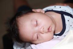 Sonno del bambino Immagine Stock