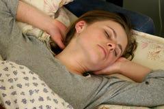 Sonno di bellezza Fotografia Stock