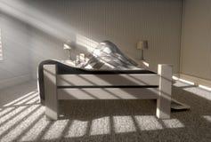 Sonno di mattina dentro Immagine Stock Libera da Diritti