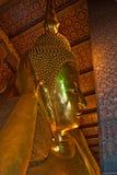 Sonno grande buddha fotografia stock