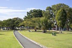 Sonntag im Park stockbilder