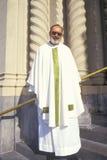 Sonntag Morgen Kirche beim St Peter und bei Paul Church in San Francisco California lizenzfreies stockbild
