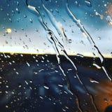 Sonntags-Blau Stockbild
