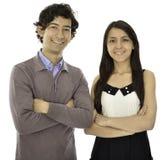 Sono le coppie di affari Immagine Stock