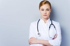 Sono qui prendere a cura di voi la salute Fotografia Stock Libera da Diritti