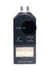 Sonomètre Photo libre de droits