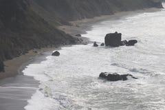 Sonoma Coast State Park -  northwestern Sonoma County, California Stock Image