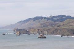 Sonoma Coast State Park -  northwestern Sonoma County, California Stock Photo