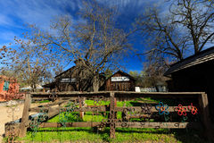 Sonoma old town. Sonoma, MAR 17: The Sonoma old town on MAR 17, 2014 at Sonoma Royalty Free Stock Photos