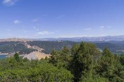 Sonoma-Reservoir stock foto