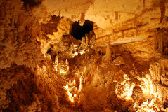 Sonora Caverns royalty free stock image