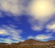 Sonora Desert. The Sonora desert in central Arizona USA Stock Images