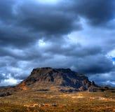 Sonora Desert. Small village Sonora desert in central Arizona USA Stock Images