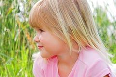 Sonrisa 2 del verano Imagenes de archivo