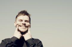 Sonrisa. Fotos de archivo