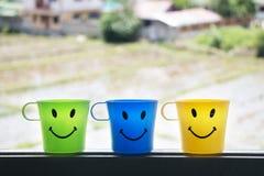 Sonrisa:) Foto de archivo libre de regalías