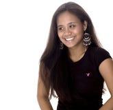 Sonrisa adolescente Fotos de archivo libres de regalías